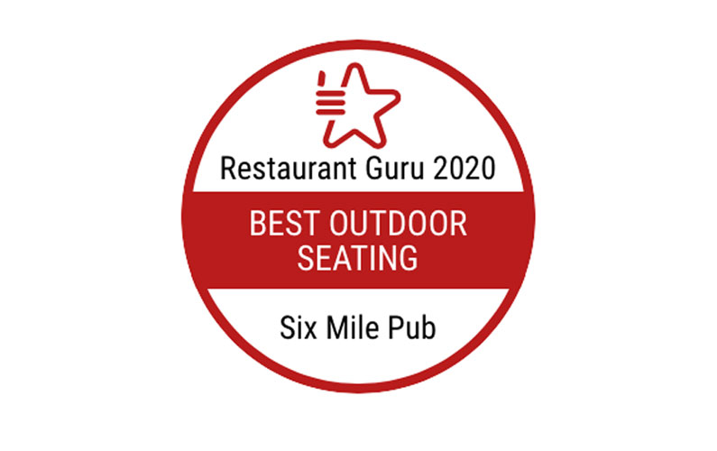 Best Outdoor Seating in View Royal Award